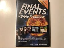 The Final Events of Bible Prophecy (DVD) New