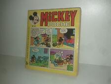 MICKEY POCHE MENSUEL n° 44  WALT DISNEY 1977