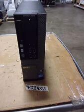 Dell OptiPlex 7010 PC Desktop - i7 SFF 3770 3.4, 8 GB, 128 SSD, DVDRW