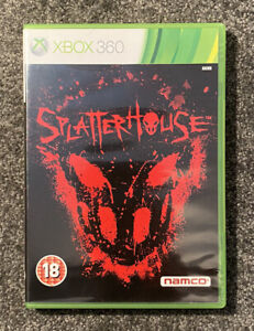 Splatter House (Xbox 360) Professionally Cleaned Disc - Fast Delivery