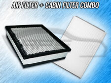 AIR FILTER CABIN FILTER COMBO FOR 2013 2014 2015 2016 VOLVO S60 2.5L TURBO ONLY