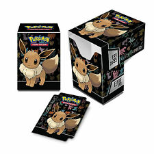 Ultra Pro - Pokemon XY Eevee Evolutions Deck Box - Trading Card Storage Case