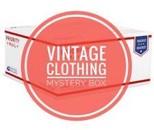 Vintage Clothing Surprise Lot 60s 70s Retro Clothing Lot Resale Boutique