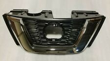 New OEM Front Grille Fits 2017 2018 Nissan Rogue  62310-9TG0A  NO CAMERA SPOT