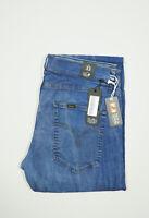 LOIS Mens Jeans Denim Pants Swim Over Color 180-388 Blue Size W 33 L34 RRP 120$