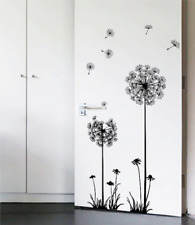 Wandtattoo Wandaufkleber Sticker Pusteblume - Wohnzimmer Schlafzimmer - DIY