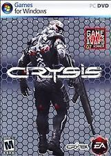 PC Crysis Special Edition Crytek 2 Discs Shooter EA Games for Widows
