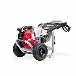 Simpson PowerShot 3,400 PSI 2.3 GPM Gas Pressure Washer with Honda Engine