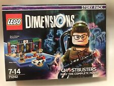New Lego Dimensions 71242 Ghostbusters Story Pack