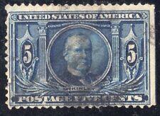 US Sc #326 Used