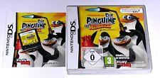 Juego: los pingüinos de Madagascar para Nintendo DS Lite + + DSi + xl + 3ds + 2ds