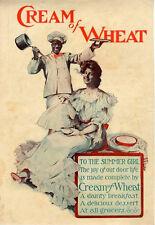 To the Summer Girl   -  Cream of Wheat  -  Black Americana  -  1904