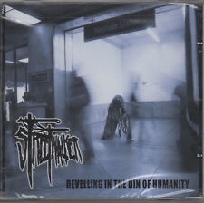 Streetwalker - Revelling In The Din Of Humanity CD - New / Skarp From Ashes Rise