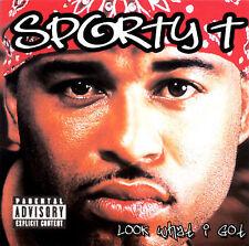 New: Sporty T: Look What I Got Explicit Lyrics Audio Cassette