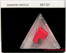TURNTABLE STYLUS NEEDLE FOR SONY ND-136G TURNTABLE NEEDLE STYLUS 697