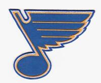 NHL ST. LOUIS BLUES PRIMARY TEAM LOGO PATCH