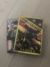 DVD Sons Of Anarchy Saison 1 & 2