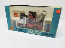 CORGI TOYS # 1142 Ford Tilt Cab HOLMES WRECKER Tow Truck - MB