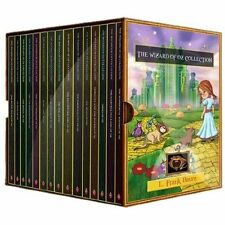 The Wizard of Oz Collection: The Wonderful Wizard of Oz, The Marvellous Land of Oz, Ozma of Oz, Dorothy and the Wizard in Oz, The Road to Oz, The Emerald City of Oz, Patchwork Girl of Oz and More by L. Frank Baum (Paperback, 2014)