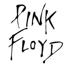 Decal Vinyl Truck Car Sticker - Music Rock Bands Pink Floyd v2