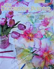 THE DECORATIVE PAINTER MAGAZINE MAR APR 2005 VOL23 2 CORY CELAYA MIXED MEDIA