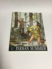 Indian Summer Sc Softcover Oversized 1986 Catalan Communications