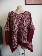 """Women's """"""""PONCHO BY DESIGNER CONCERTO""""""""  small RRP $239.00"""