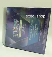 Crest 3D Luxe Whitestrips Professional Effect Strong 20 POUCH 40 STRIPS