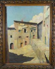 Peintures du XXe siècle et contemporaines signés architecture