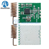 2PCS 868MHZ CC1101 Wireless Module Long Distance Transmission Antenna M115