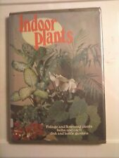 Indoor Plants - Foliage and Flowering Plants - Octopus Book 1975 Hardcover GC