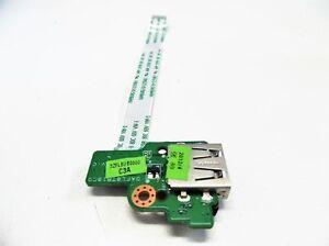 3ZFL8UB0000 - DA0FL8TB18C0 - Lenovo X120x USB port board with cable