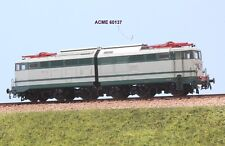 ACME 60137 FS locomotiva E 646-178 livrea grigio e verde per treni navetta ep.IV
