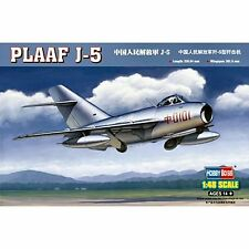 HobbyBoss 80335 Chinese Peoples Liberation Army Force J-5 1/48 scale model kit