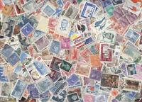 Alle Welt Lot Briefmarken Sammlung Lot Stamps Sellos Timbres Konvolut Fundgrube