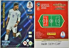 Panini Adrenalyn XL World Cup 2018 Russia/ RISING STAR - Nr.421 M. RASHFORD/ ENG