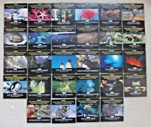 David Attenborough Wildlife 28 DVDs Collection 2 promo sets of 14