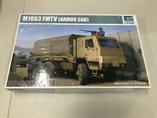Trumpeter 1/35 M1083 FMTV 6x6 Cargo Truck With Armored Cab - 01008 -  OPEN BOX