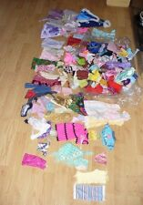 150 + PIECE LOT OF VINTAGE & HOMEMADE BARBIE CLOTHES