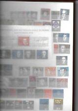 BRD postfrisch von 1959 bis 1989 komplett im Einsteckbuch