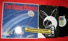 THE FLYING PICKETS Lost Boys 1984 UK LP Yazoo Eurythmics Talking Heads acapella