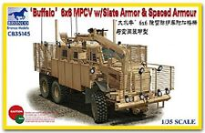 Bronco 1/35 CB35145 Buffalo 6x6 MPCV w/Slate Armor&Spacad Armour