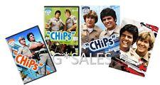 Chips TV Series Complete Season 1-4 1 2 3 4 ~ BRAND NEW 20-DISC DVD SET