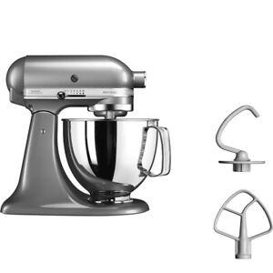 KitchenAid 5KSM150BFG Artisan Stand Mixer with 4.8 Litres Bowl 300 Watt Matte