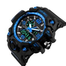Montre Sport SKMEI Fashion Homme Multifonctions Led Etanche 30M Men Watch