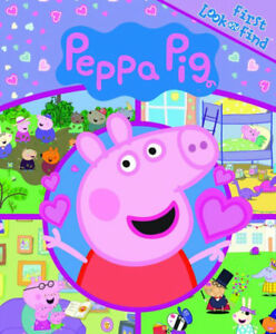 Peppa Pig: First Look & Find