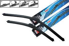 2 x Qualität Aero Tech Softflat Scheibenwischer 26 / 18 zoll  650mm/450mm U
