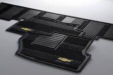 Floor Mat-Floor Mats - Premium All-Weather - Second Row GM OEM 19166602
