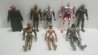 Saban VR Troopers lot of 8 figures 1994 Kenner & Other Mixed