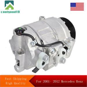 AC Compressor For Mercedes Benz 2001- 2011 2012 0002306511 CO 11245C